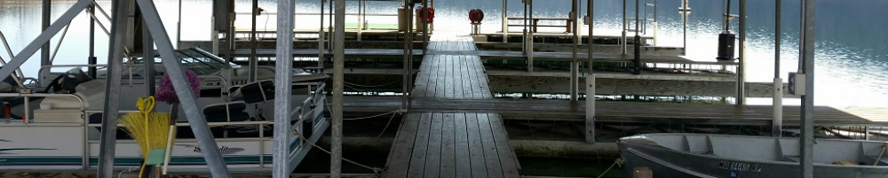 Noland Point Private Boat Dock