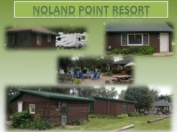 Noland Point Cabin Rates
