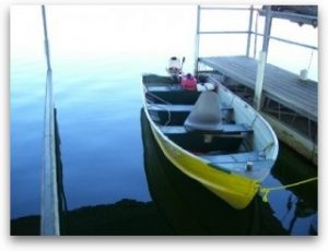 Fishing Boat Rental